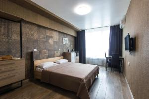 Solo Apartment Virmenska, Apartmány  Kyjev - big - 17