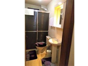Apartamento próximo ao Centro de Gramado - Charmoso, Апартаменты  Грамаду - big - 46