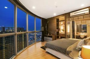 Sky walk condominium, Apartments  Bangkok - big - 24