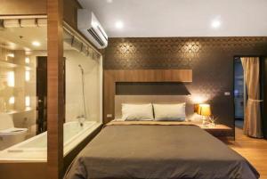 Sky walk condominium, Apartments  Bangkok - big - 25
