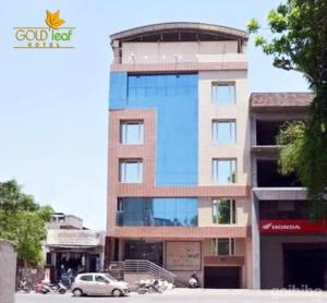 Gold Leaf Hotel, Hotel  Udaipur - big - 9