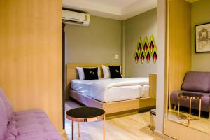 GN Luxury Hostel, Ostelli  Bangkok - big - 29