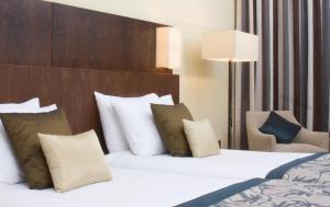 Mövenpick Hotel & Residence Hajar Tower Makkah, Отели  Мекка - big - 14