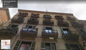 Bd, Проживание в семье  Барселона - big - 185