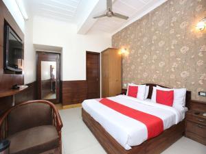 OYO 1933 Hotel City Paradise, Szállodák  Csandígarh - big - 43