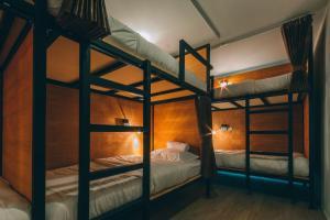 Yak Hostel, Hostelek  Csiangmaj - big - 37