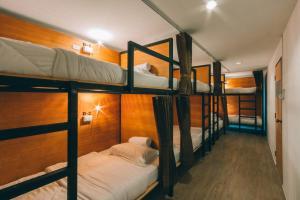 Yak Hostel, Hostelek  Csiangmaj - big - 48