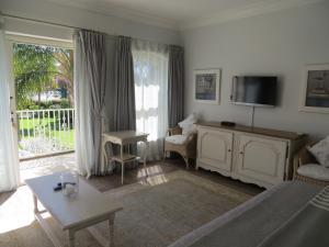 Luxe Suite met een Balkon
