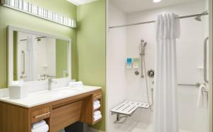 Home2 Suites by Hilton Charlotte Airport, Hotely  Charlotte - big - 4