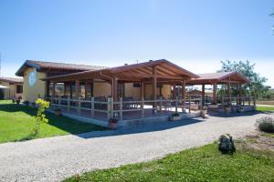 Agriturismo Il Sesto Senso, Farmy  Ladispoli - big - 27