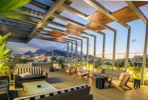 Prodigy Santos Dumont BY GJP, Hotely  Rio de Janeiro - big - 17