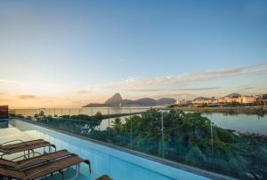 Prodigy Santos Dumont BY GJP, Hotely  Rio de Janeiro - big - 59