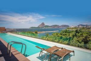 Prodigy Santos Dumont BY GJP, Hotely  Rio de Janeiro - big - 60