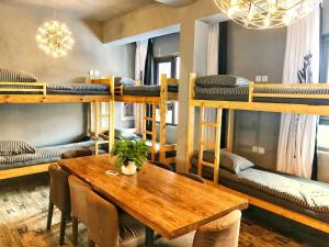 Jijian International Hostel, Hostely  Jinan - big - 24