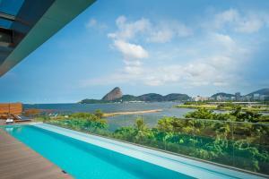 Prodigy Santos Dumont BY GJP, Hotely  Rio de Janeiro - big - 54