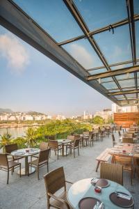 Prodigy Santos Dumont BY GJP, Hotely  Rio de Janeiro - big - 58