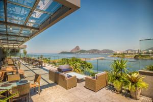 Prodigy Santos Dumont BY GJP, Hotely  Rio de Janeiro - big - 56