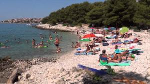 Apartments Dane, Apartmanok  Trogir - big - 57