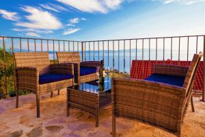 Villa Ena, Holiday homes  Podgora - big - 14