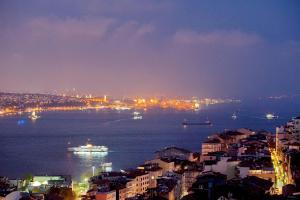Istanbulinn Hotel, Hotely  Istanbul - big - 41