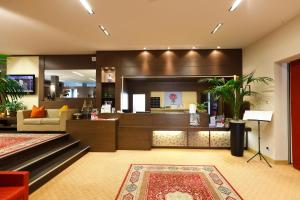 Hotel Villa Delle Rose, Отели  Оледжо - big - 42
