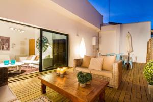 Valencia Luxury Attics Ayuntamiento, Апартаменты  Валенсия - big - 128
