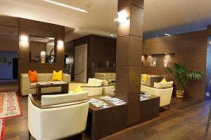 Hotel Villa Delle Rose, Szállodák  Oleggio - big - 34