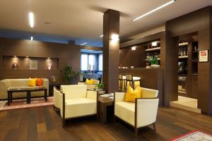 Hotel Villa Delle Rose, Szállodák  Oleggio - big - 41