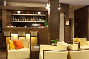 Hotel Villa Delle Rose, Szállodák  Oleggio - big - 33
