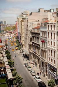 Istanbulinn Hotel, Hotely  Istanbul - big - 80