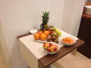 Hotel Villa Delle Rose, Отели  Оледжо - big - 32