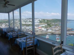 Honeycombe House, Bed & Breakfast  Mevagissey - big - 19