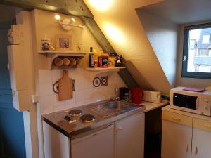 La Petite Parenthèse, Appartamenti  Honfleur - big - 22