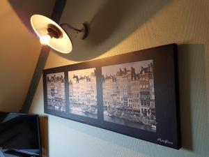 La Petite Parenthèse, Appartamenti  Honfleur - big - 30