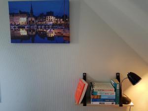 La Petite Parenthèse, Appartamenti  Honfleur - big - 34