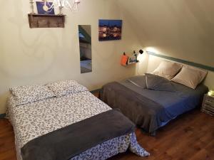 La Petite Parenthèse, Appartamenti  Honfleur - big - 39