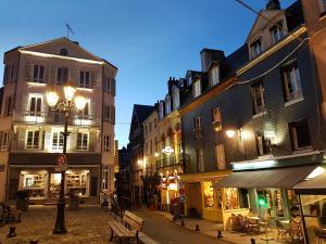 La Petite Parenthèse, Appartamenti  Honfleur - big - 50