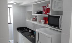 Frapp Home Service, Apartmanok  João Pessoa - big - 5