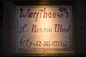 Warji House 2, Vendégházak  Ubud - big - 37