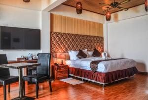 Marina Bay Retreat & Spa, Penziony  Guraidhoo - big - 33