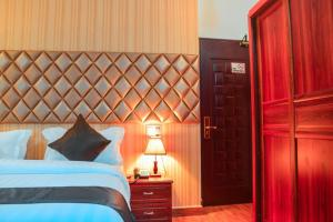 Marina Bay Retreat & Spa, Penziony  Guraidhoo - big - 27