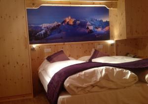 Hotel La Baita, Hotely  Malborghetto Valbruna - big - 12