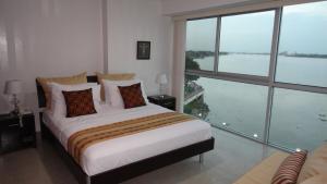 Departamento Riverfront II Guayaquil, Apartmanok  Guayaquil - big - 28