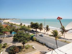 Beira Mar praia de Manaíra, Ferienwohnungen  João Pessoa - big - 14