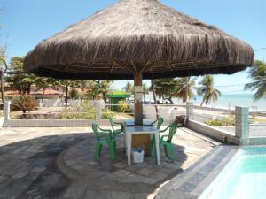 Beira Mar praia de Manaíra, Ferienwohnungen  João Pessoa - big - 5