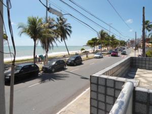 Beira Mar praia de Manaíra, Ferienwohnungen  João Pessoa - big - 15