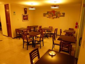 Hostal Qoyllurwasi, Vendégházak  Arequipa - big - 36