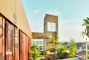 ZEN Rooms Residence 12 Cipete, Pensionen  Jakarta - big - 25