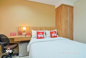 ZEN Rooms Residence 12 Cipete, Penzióny  Jakarta - big - 35