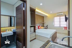 ZEN Rooms Residence 12 Cipete, Penzióny  Jakarta - big - 20